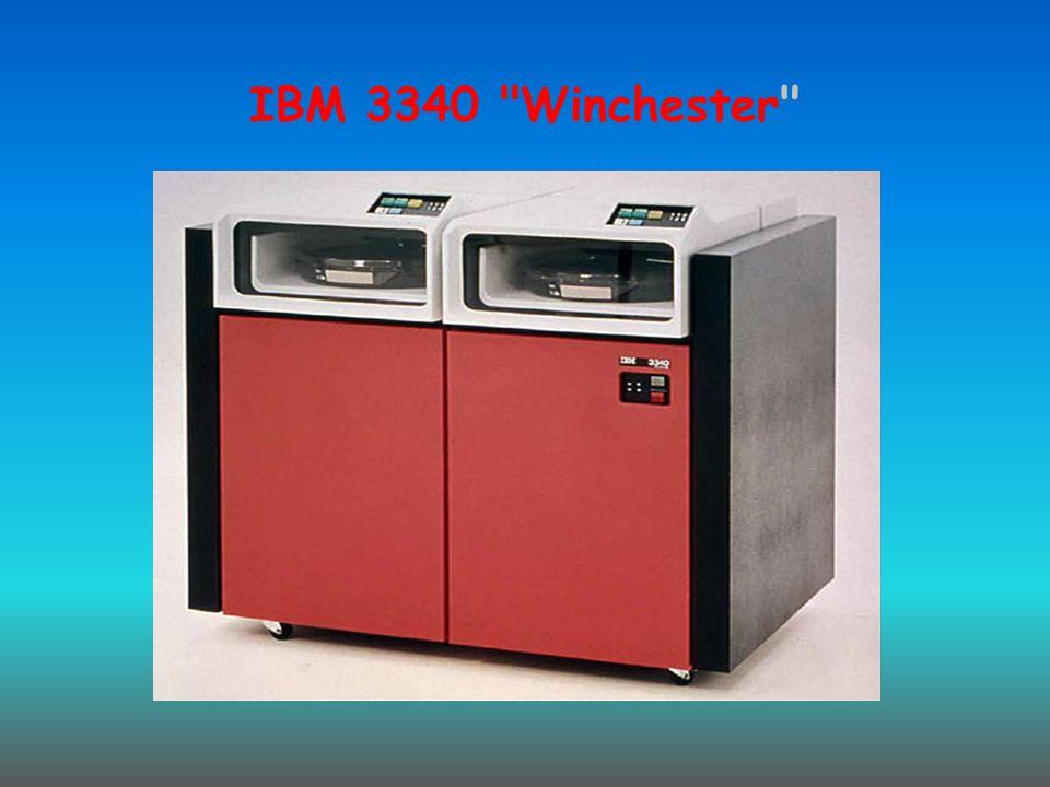 IBM 3340 Winchester
