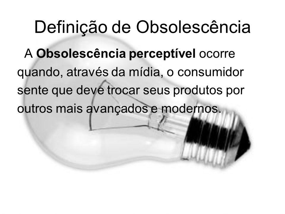 Definição de Obsolescência
