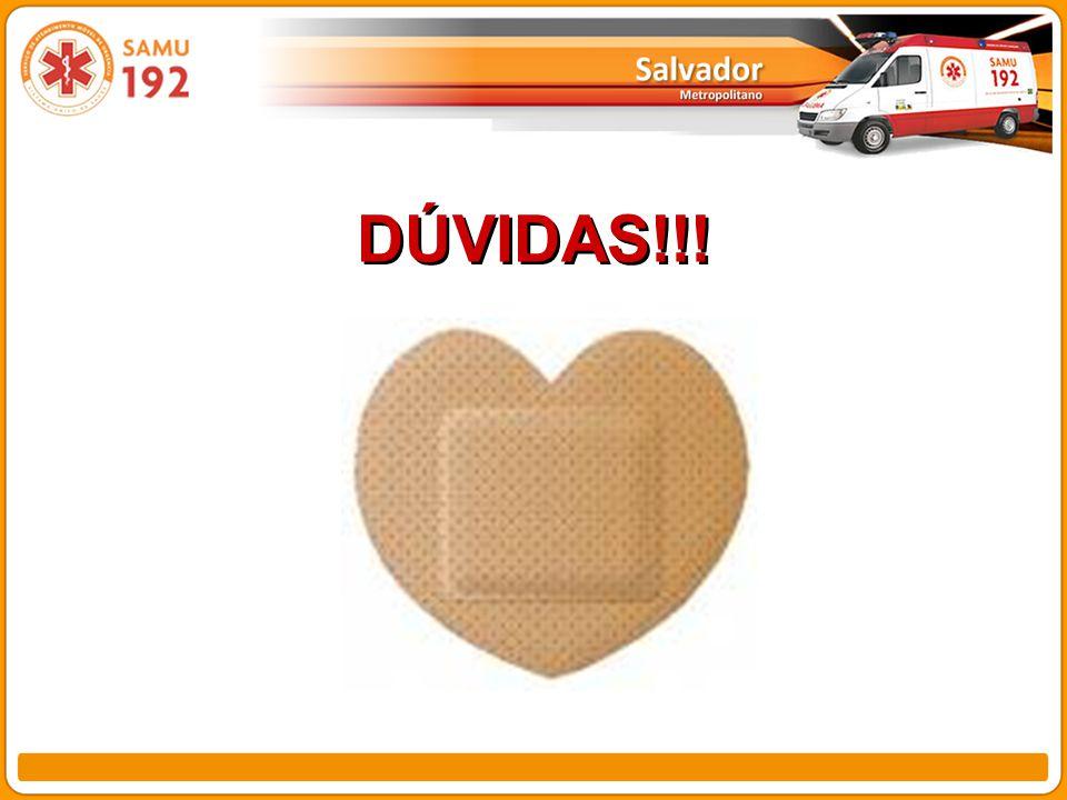 DÚVIDAS!!!