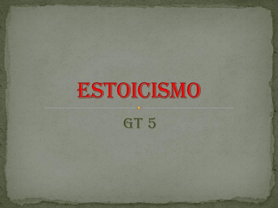 Estoicismo GT 5