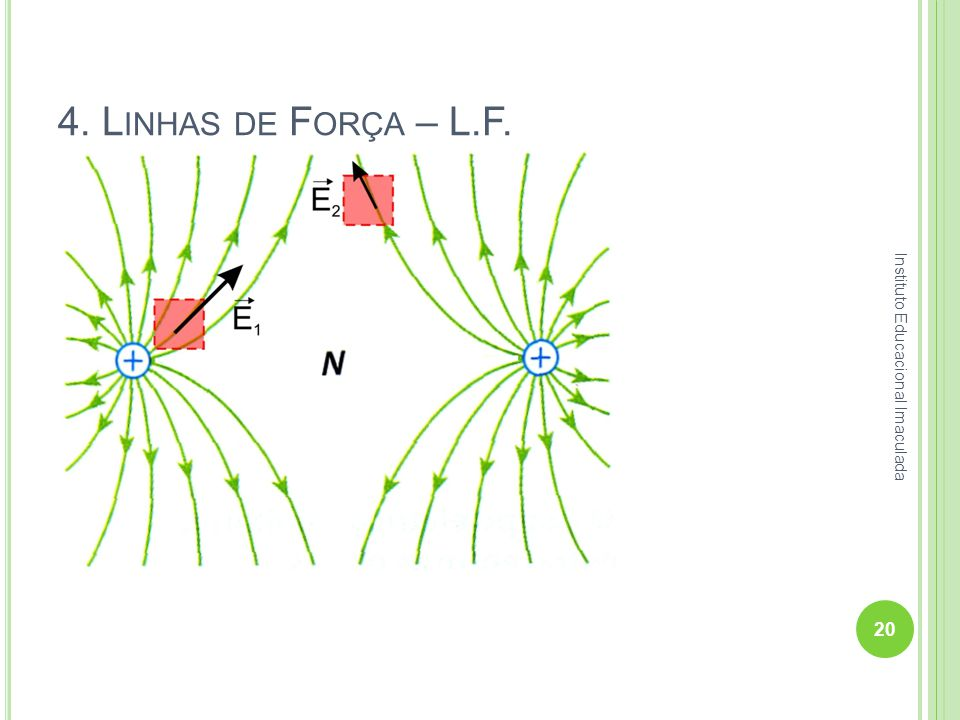 4. Linhas de Força – L.F.