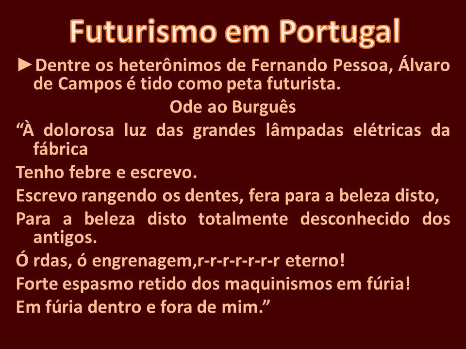 Futurismo em Portugal