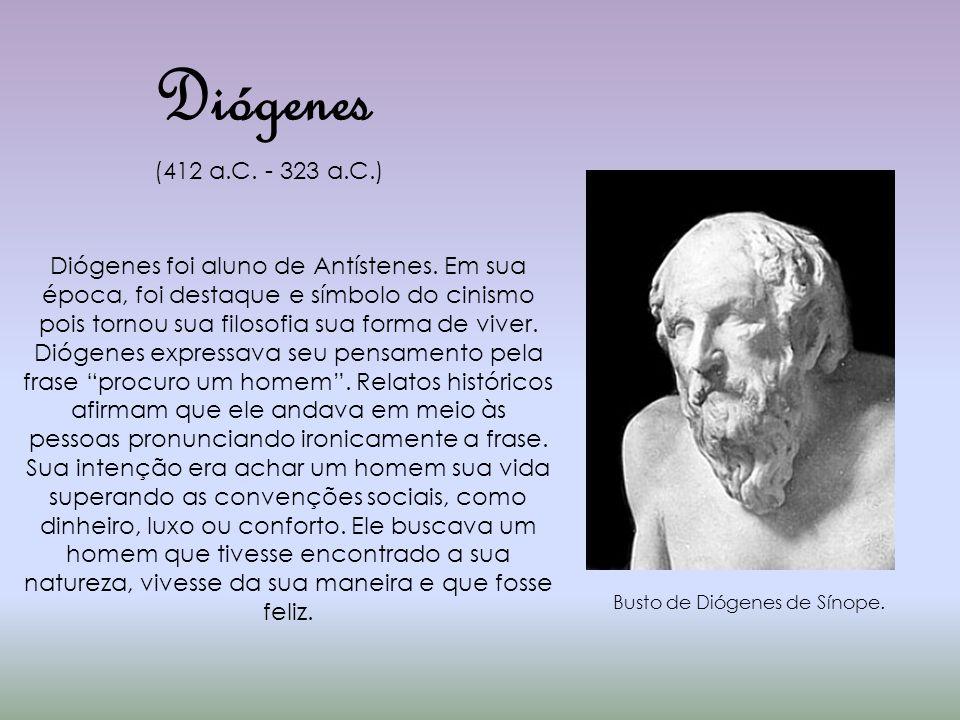 Diógenes (412 a.C. - 323 a.C.)