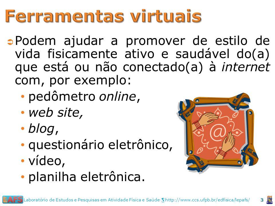 Ferramentas virtuais