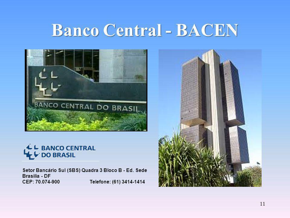 Banco Central - BACEN