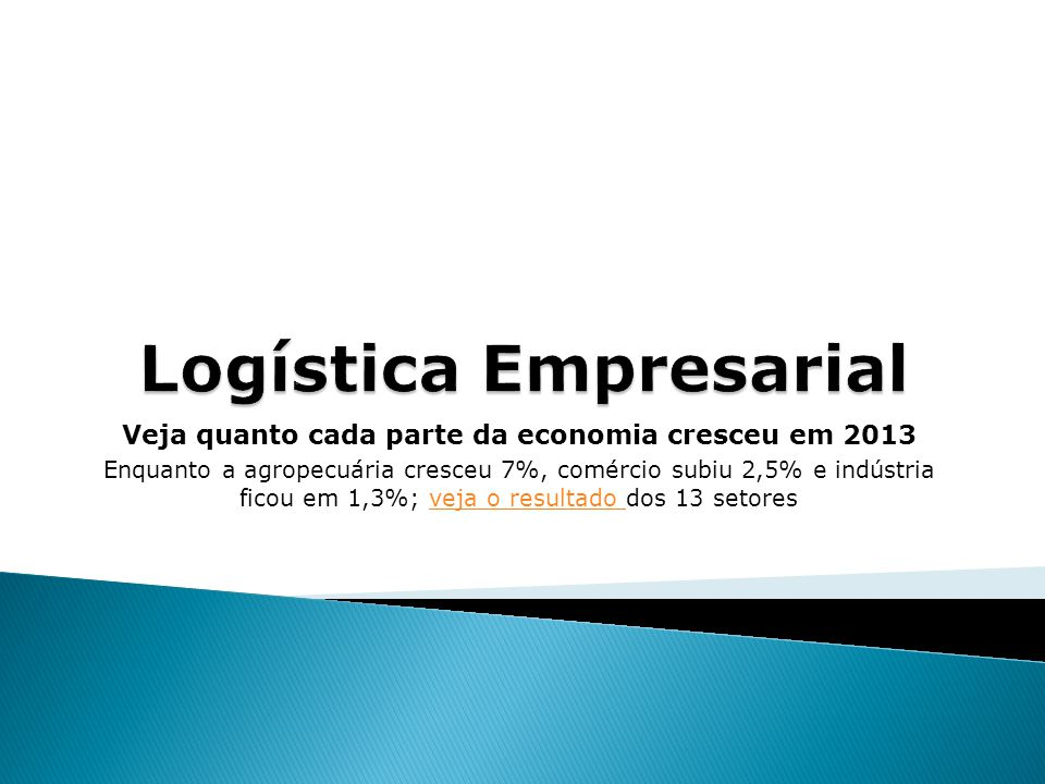 Logística Empresarial