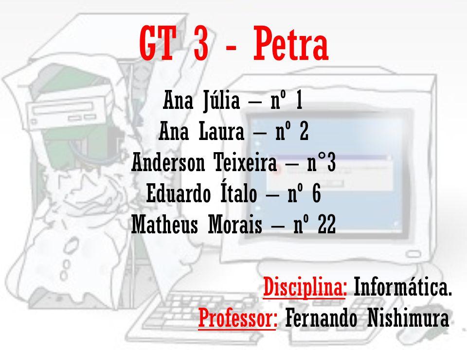 GT 3 - Petra