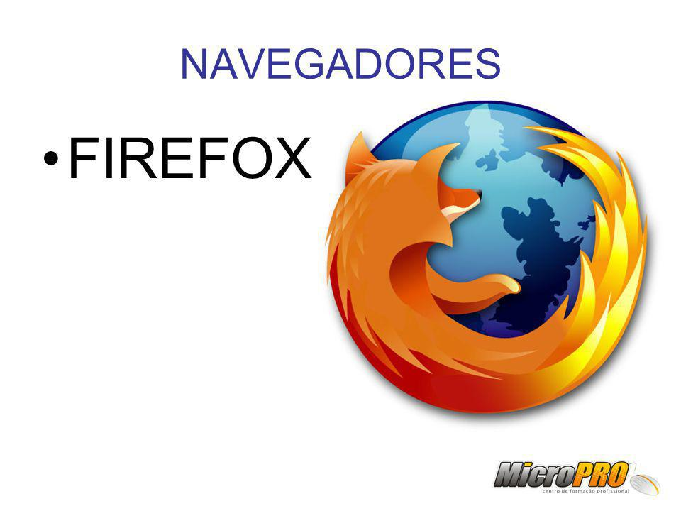 NAVEGADORES FIREFOX