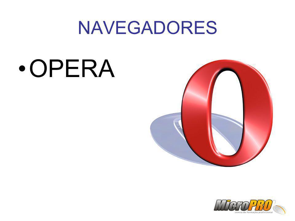 NAVEGADORES OPERA