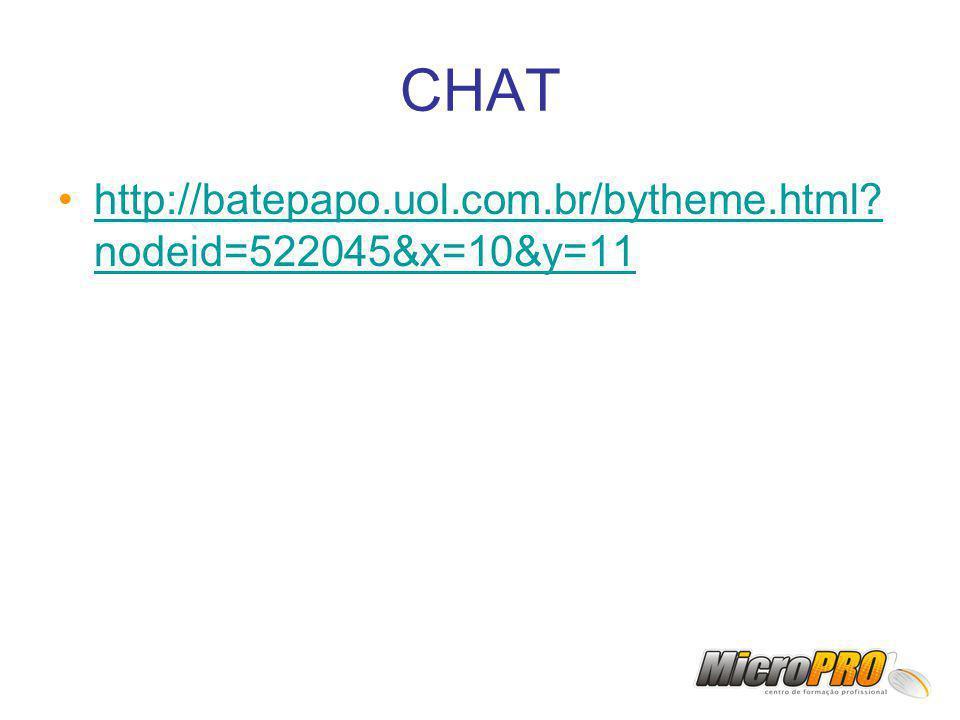 CHAT http://batepapo.uol.com.br/bytheme.html nodeid=522045&x=10&y=11