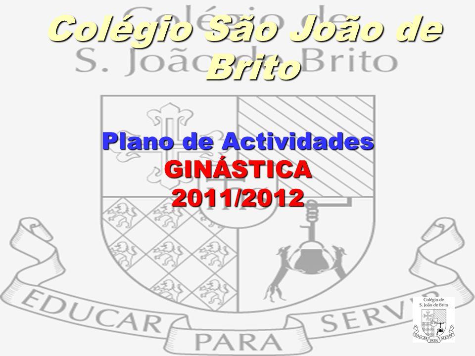 Plano de Actividades GINÁSTICA 2011/2012