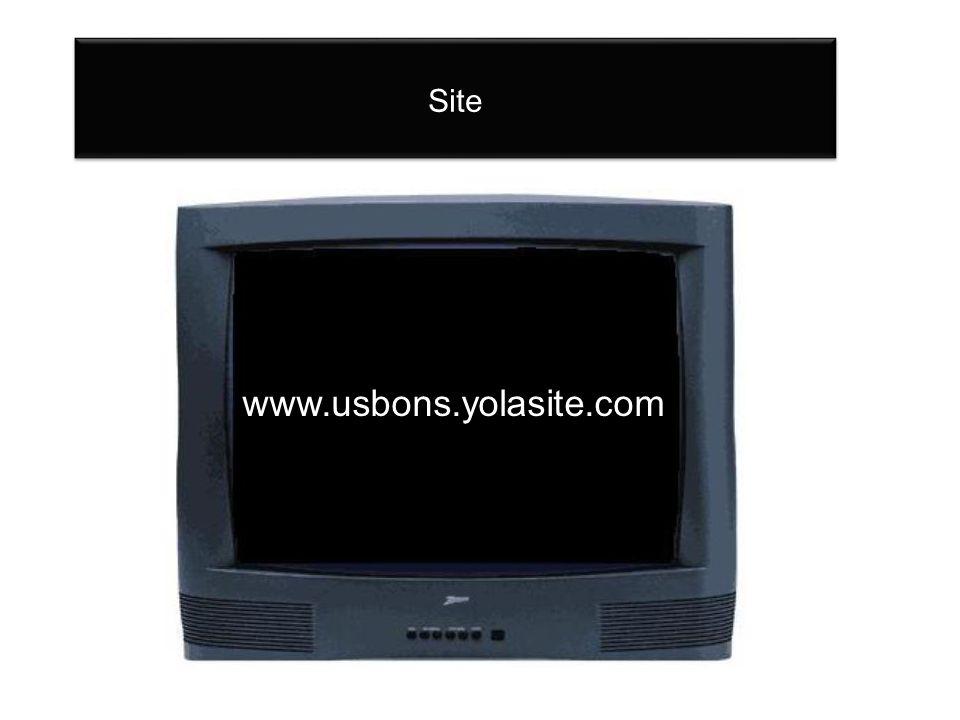 Site www.usbons.yolasite.com
