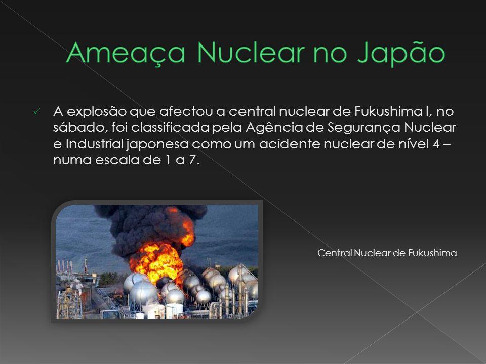 Ameaça Nuclear no Japão