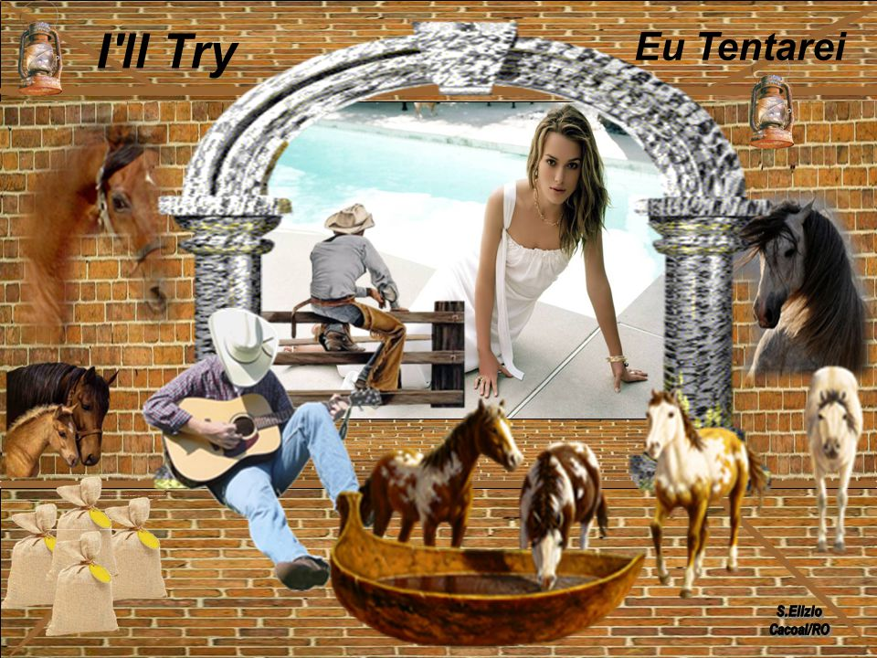 I ll Try Eu Tentarei S.Elizio Cacoal/RO