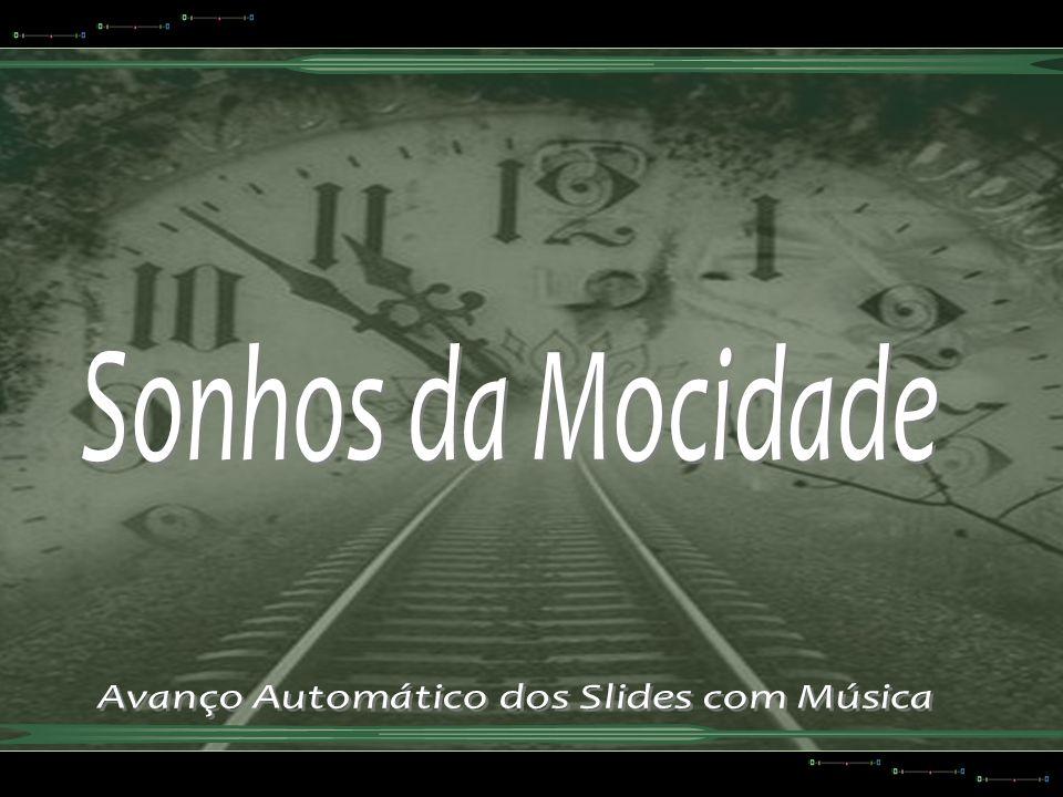 Avanço Automático dos Slides com Música