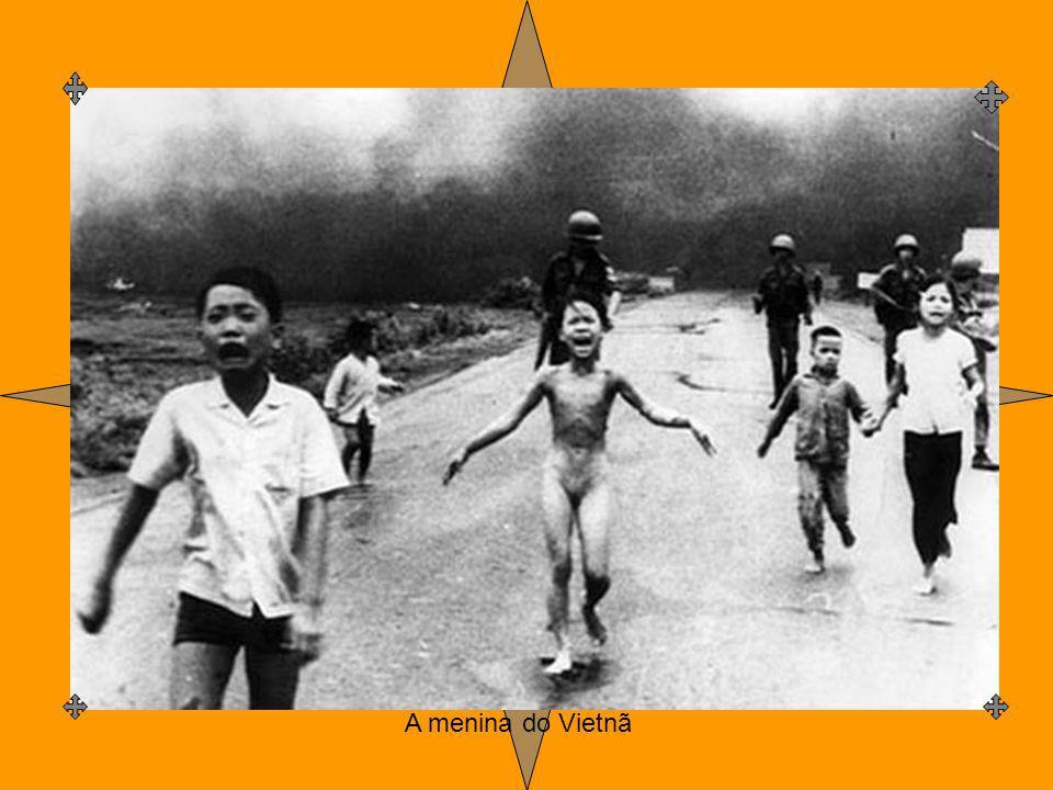 A menina do Vietnã A imagem de Che