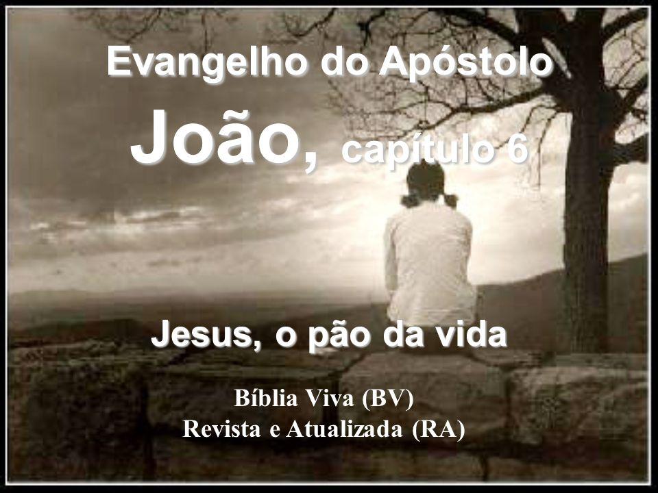 Evangelho do Apóstolo João, capítulo 6 Revista e Atualizada (RA)