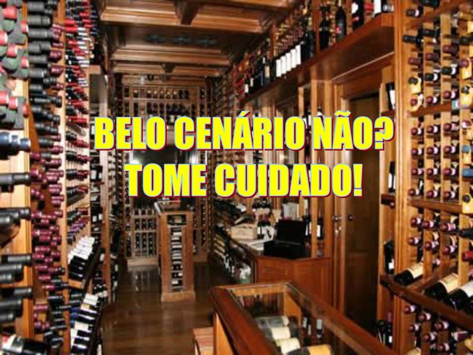BELO CENÁRIO NÃO TOME CUIDADO!