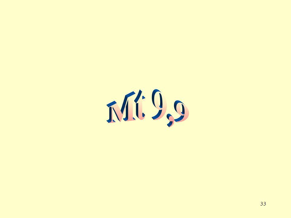Mt 9,9