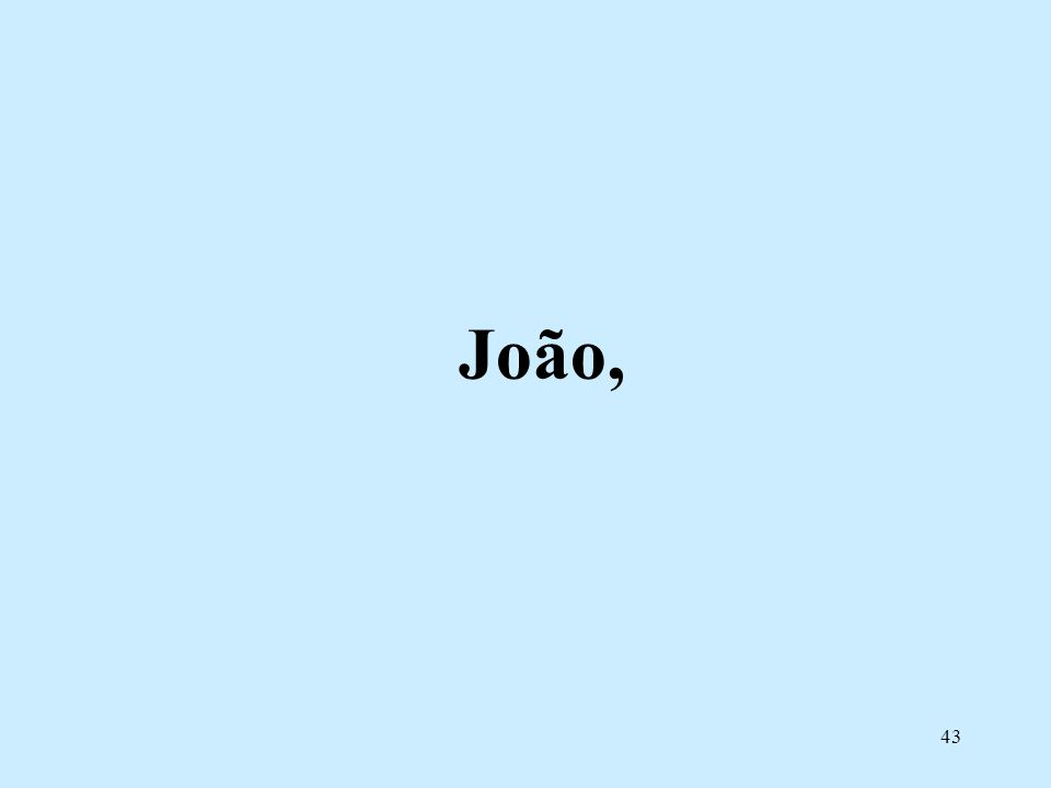 João,