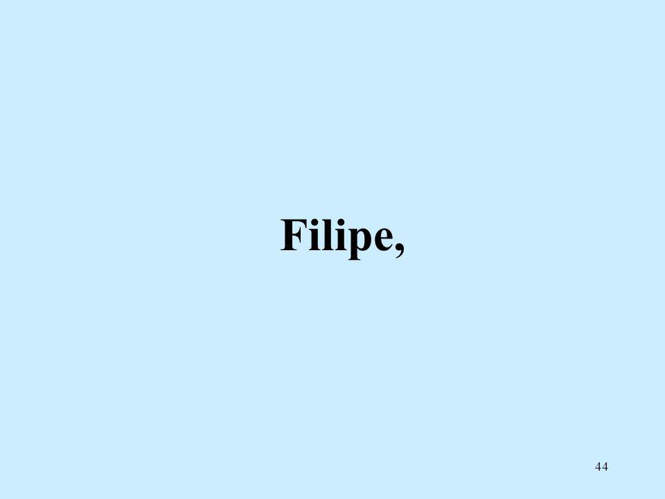 Filipe,