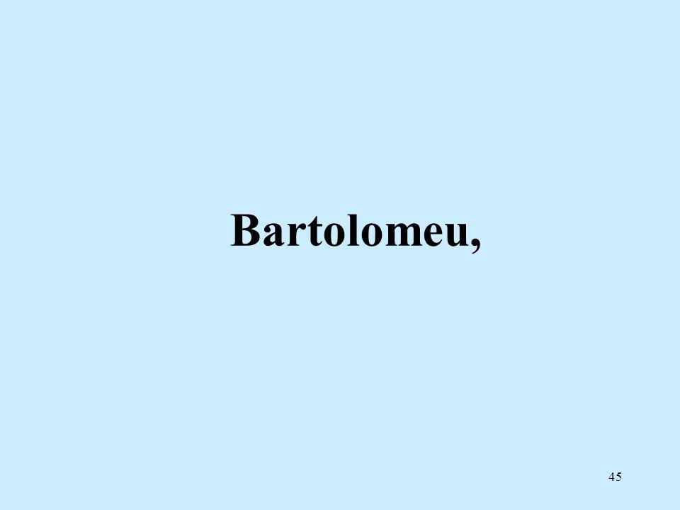Bartolomeu,