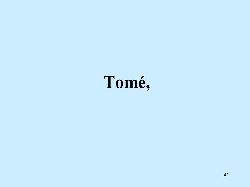 Tomé,