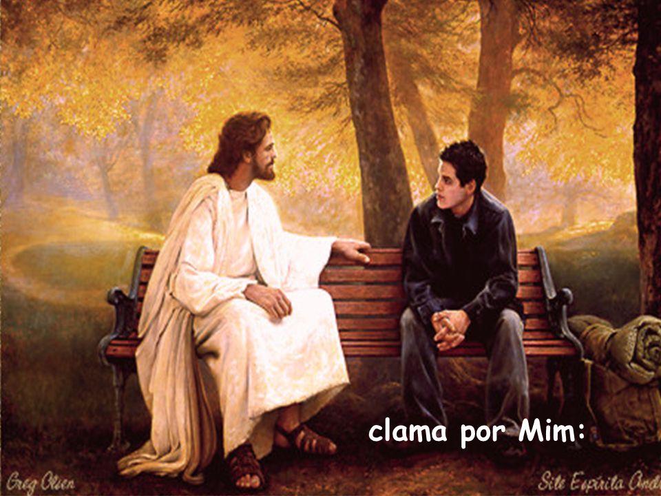 clama por Mim: