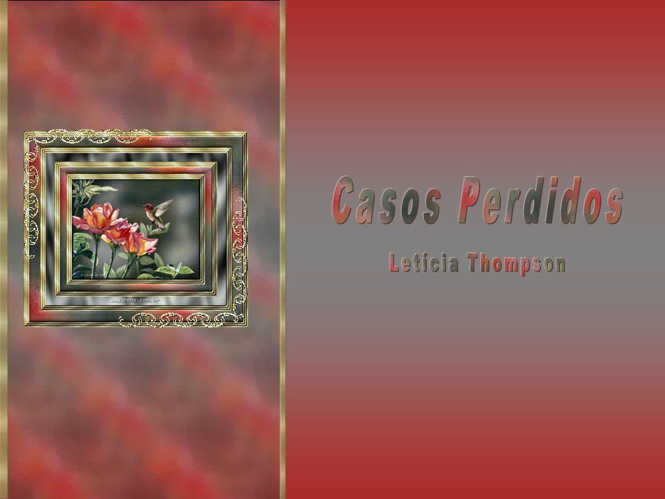 Casos Perdidos Letícia Thompson
