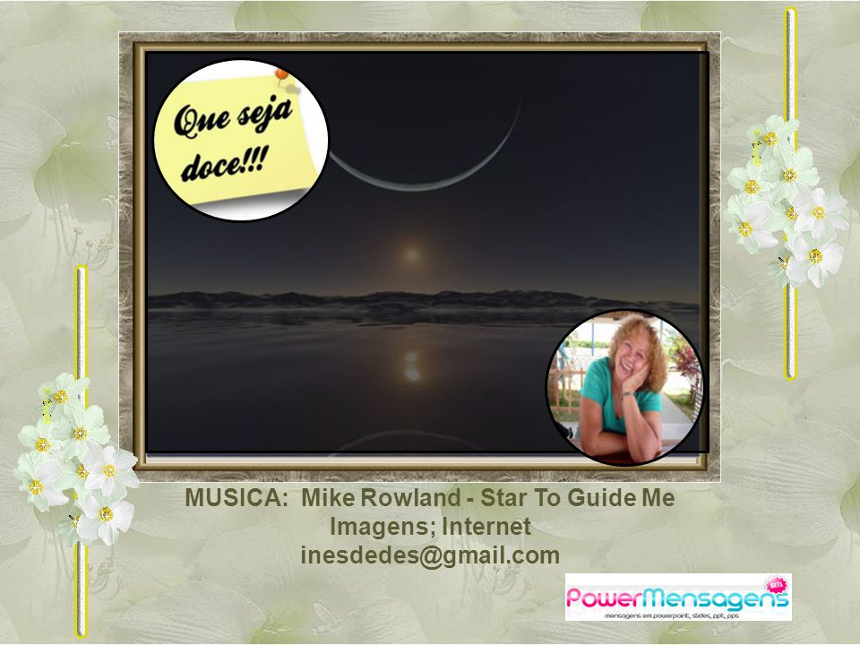 MUSICA: Mike Rowland - Star To Guide Me