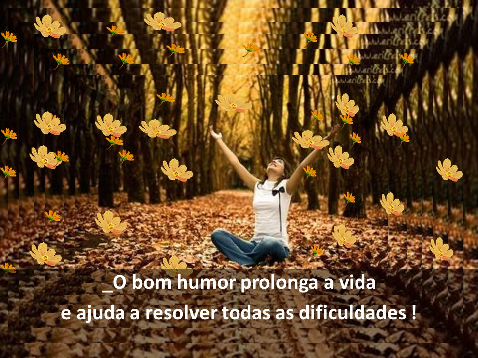 _O bom humor prolonga a vida