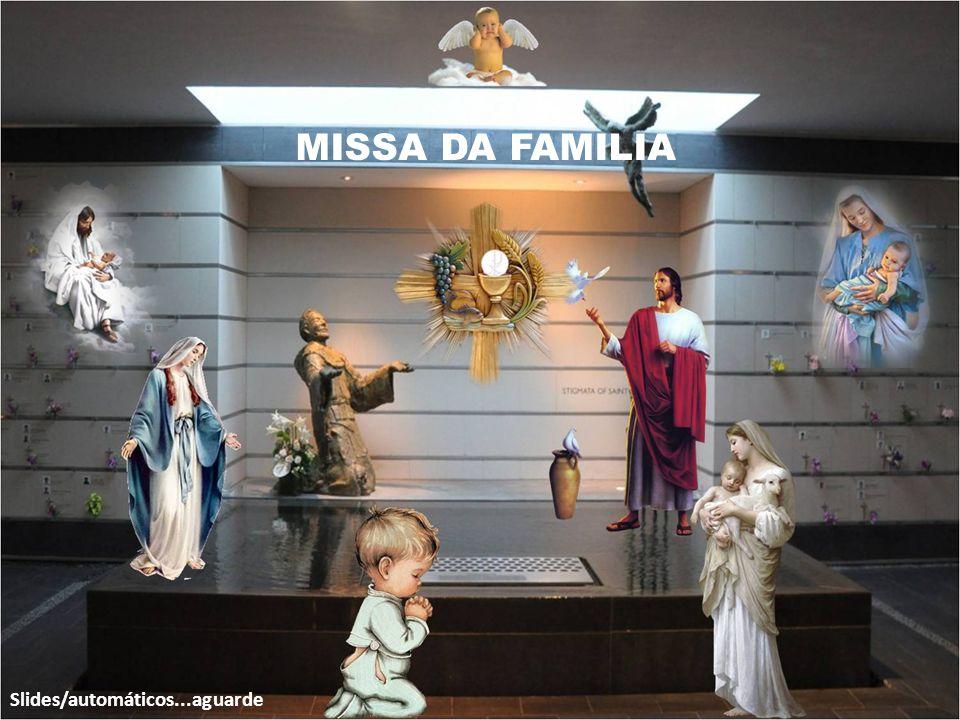 MISSA DA FAMILIA Slides/automáticos...aguarde