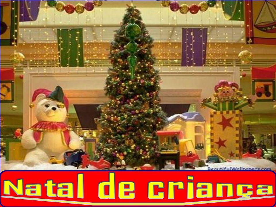 Natal de criança