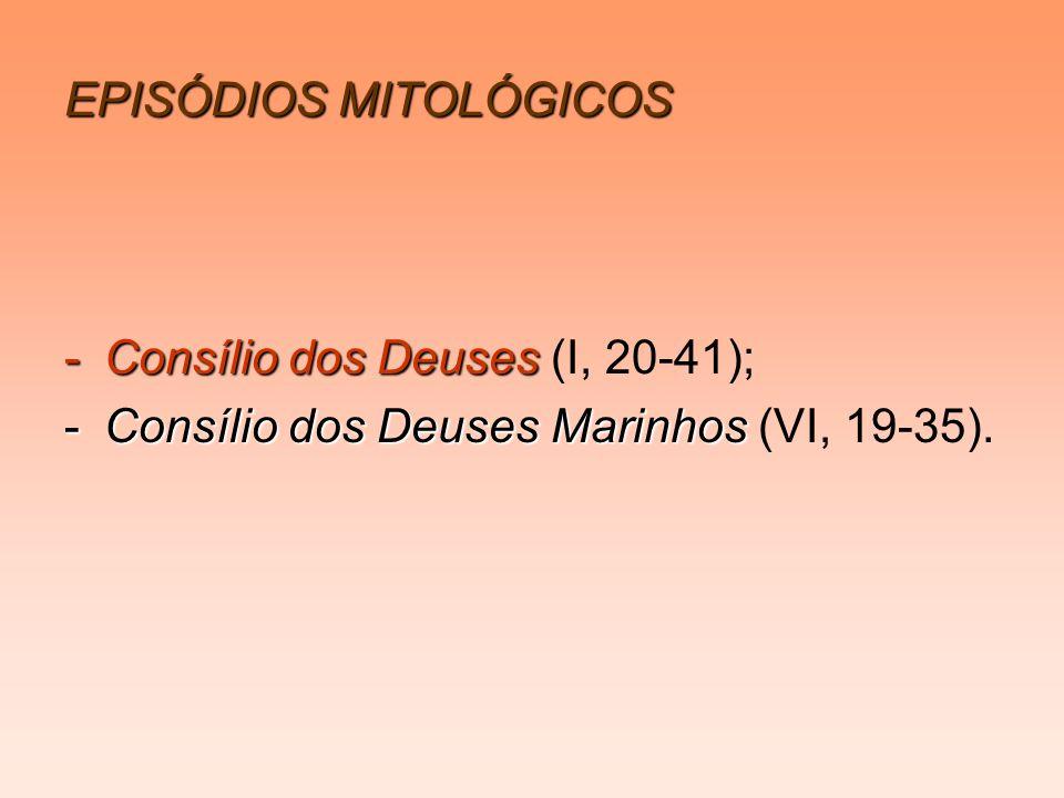 EPISÓDIOS MITOLÓGICOS