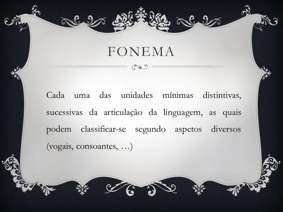 Fonema