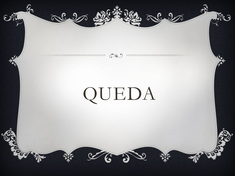 QUEDA