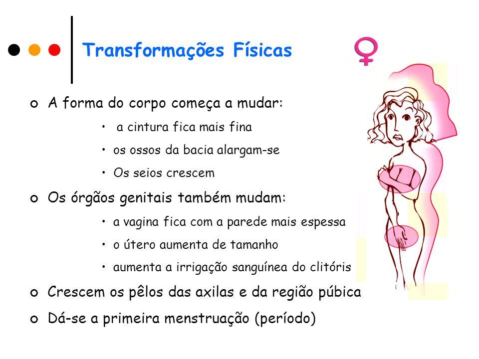 Transformações Físicas