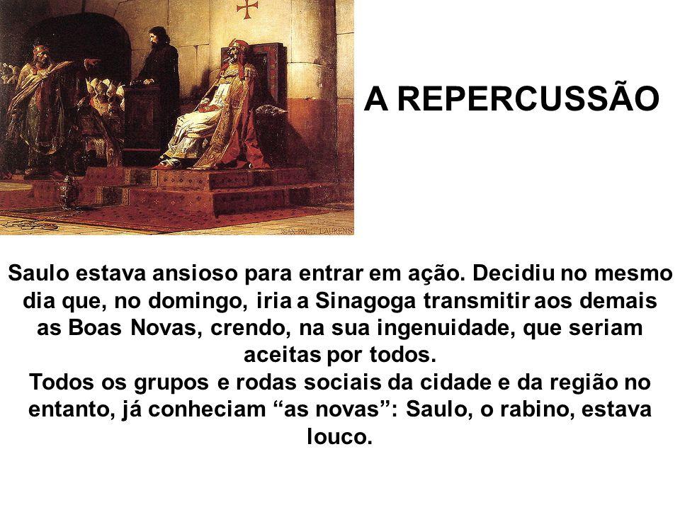 A REPERCUSSÃO