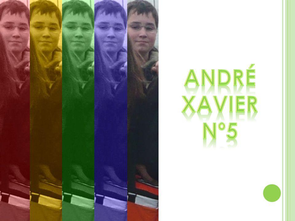 André Xavier Nº5