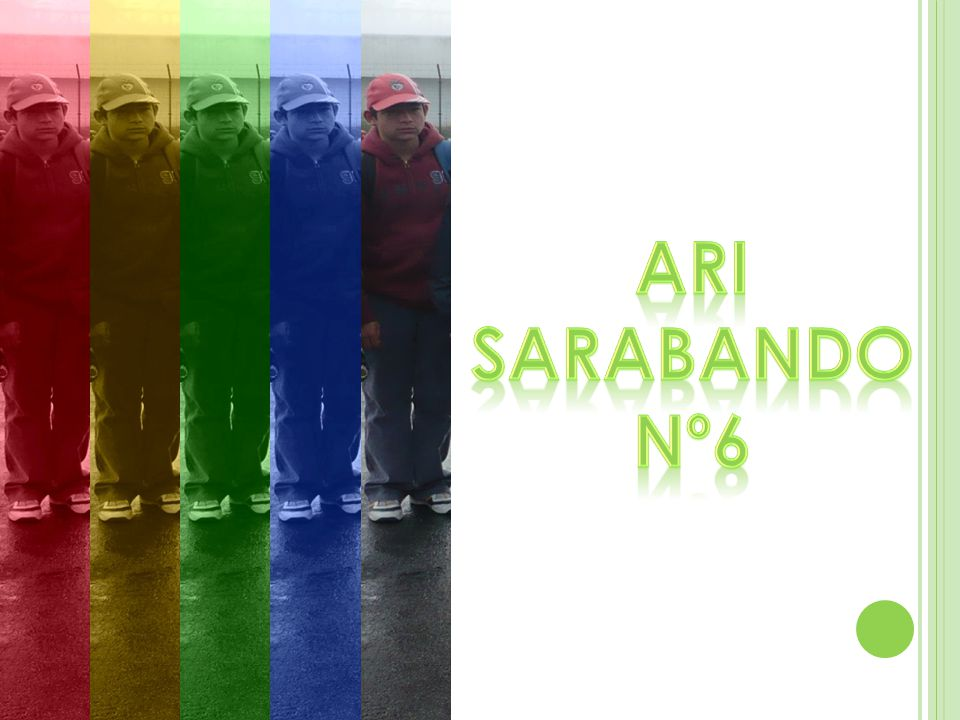 Ari Sarabando Nº6