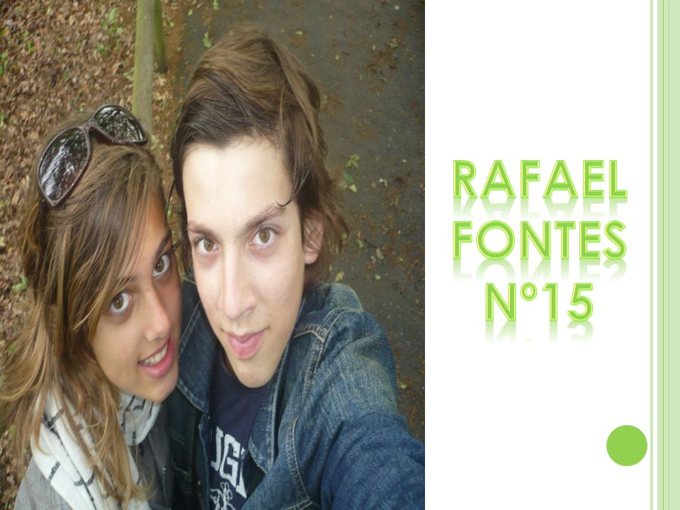 Rafael Fontes Nº15
