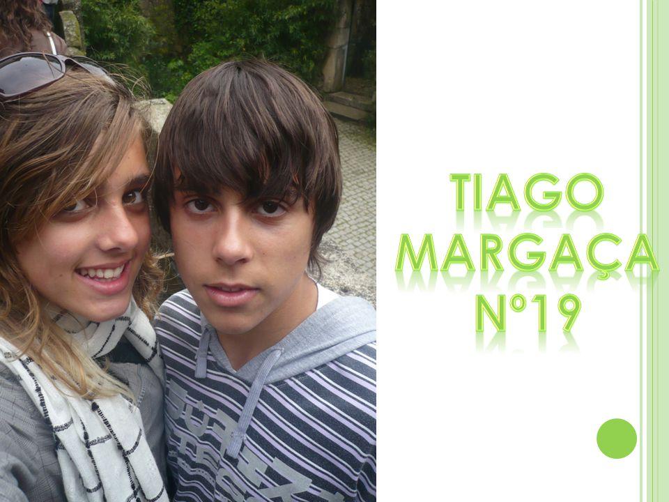 Tiago Margaça Nº19