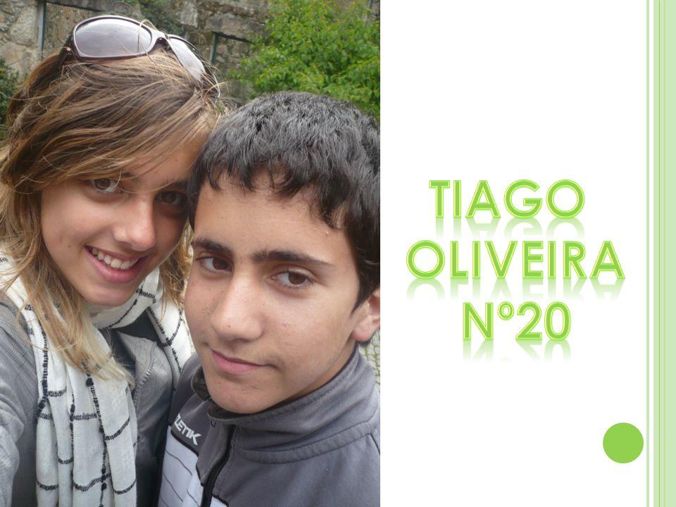 Tiago Oliveira Nº20