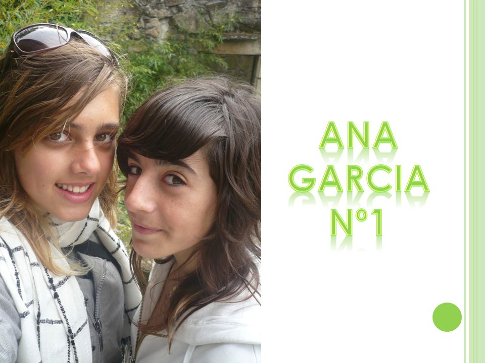 Ana Garcia Nº1