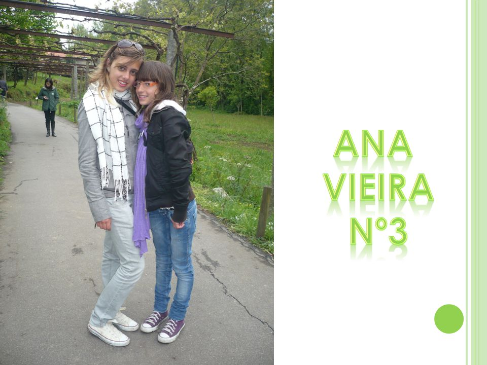 Ana Vieira Nº3