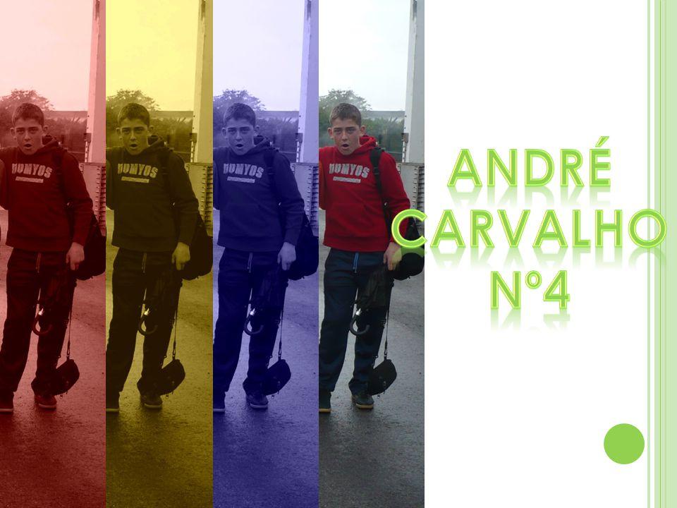 André Carvalho Nº4