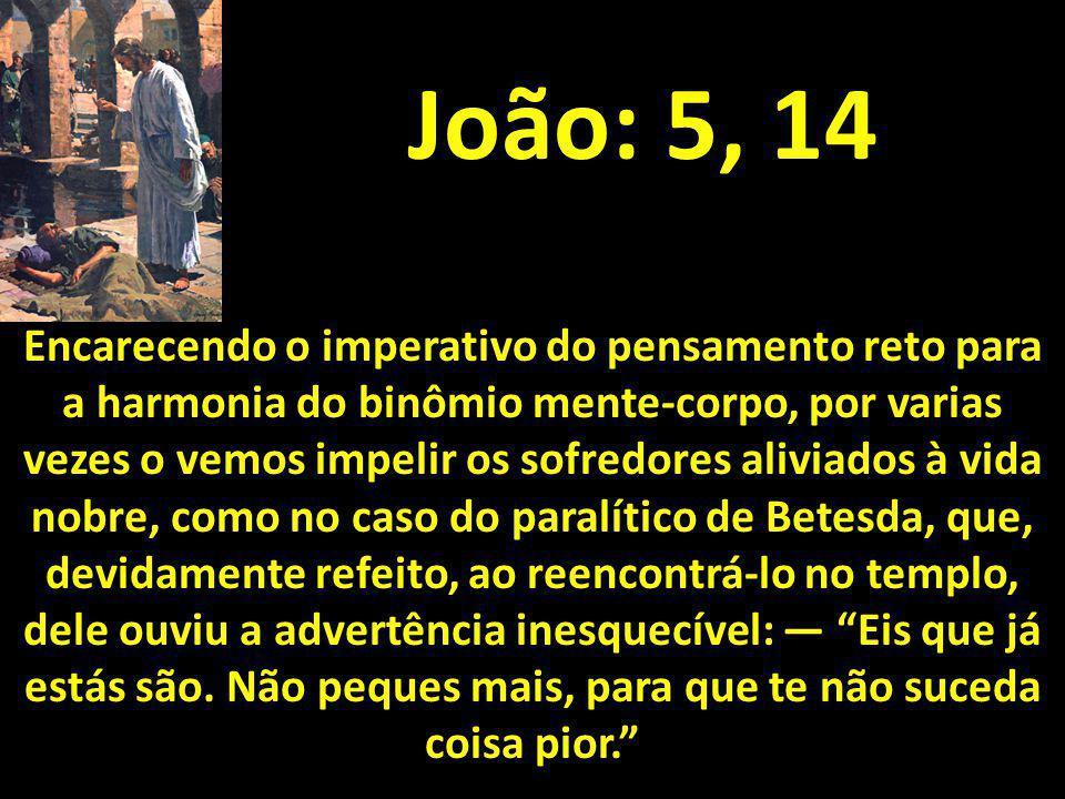 João: 5, 14