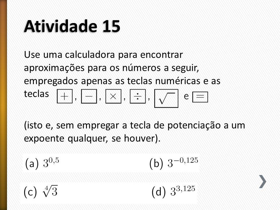 Atividade 15