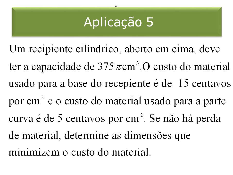 Aplicação 5