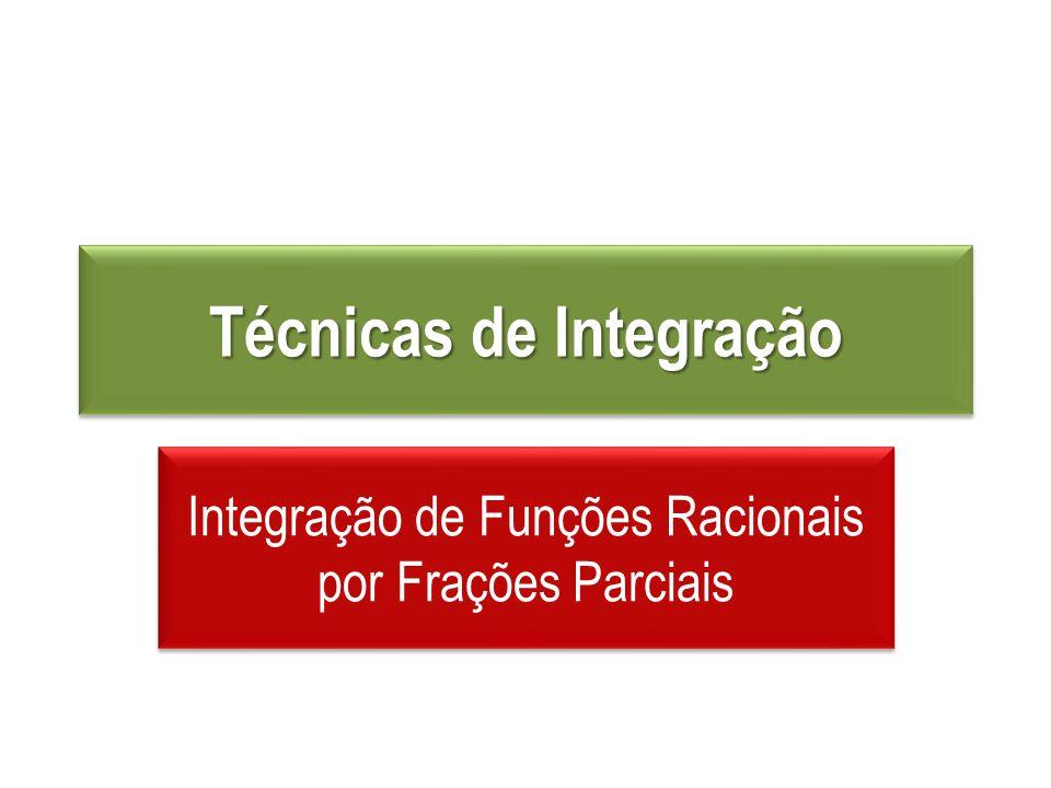 Técnicas de Integração